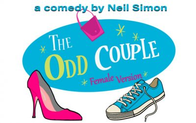 The Odd Couple Female Version | August 5 – 29
