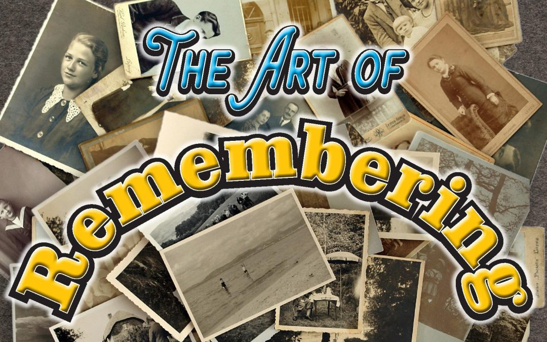 Art of Remembering | One-Act Play | January 7 – 16