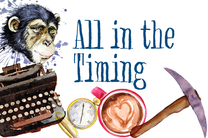 All In The Timing  (TEEN Production) | November 12–14